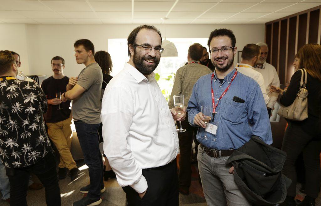 Photo from Condatis Launch party - Elias Ekonomou, Architect