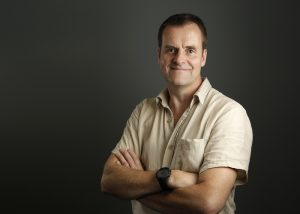 Photo of Ian Stewart, Chief Operating Officer