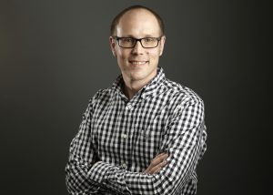 Richard Astley, Lead Solutions Architect