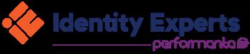 Identity Experts Performanta logo colour